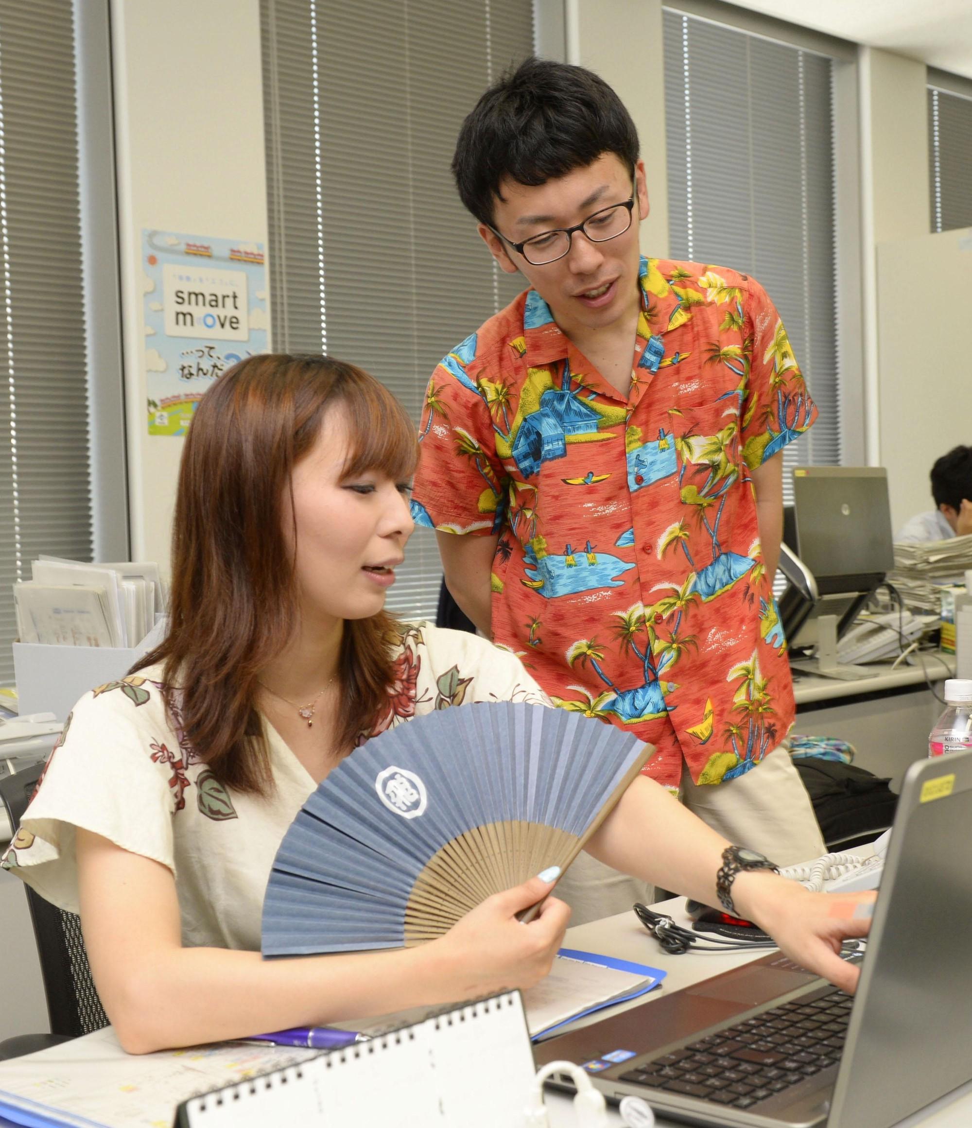 Dân công sở Nhật Bản rủ nhau ăn mặc mát mẻ đi làm, lý do đằng sau khiến cả thế giới nể phục - Ảnh 3.