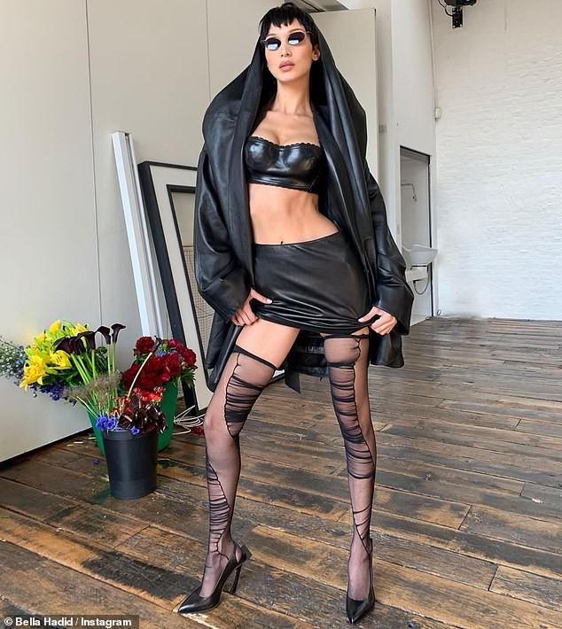 Body cặp bạn thân siêu mẫu 9x hot nhất Kendall Jenner và Bella Hadid: Ngày càng mỏng, gầy đẹp hay tong teo? - Ảnh 1.