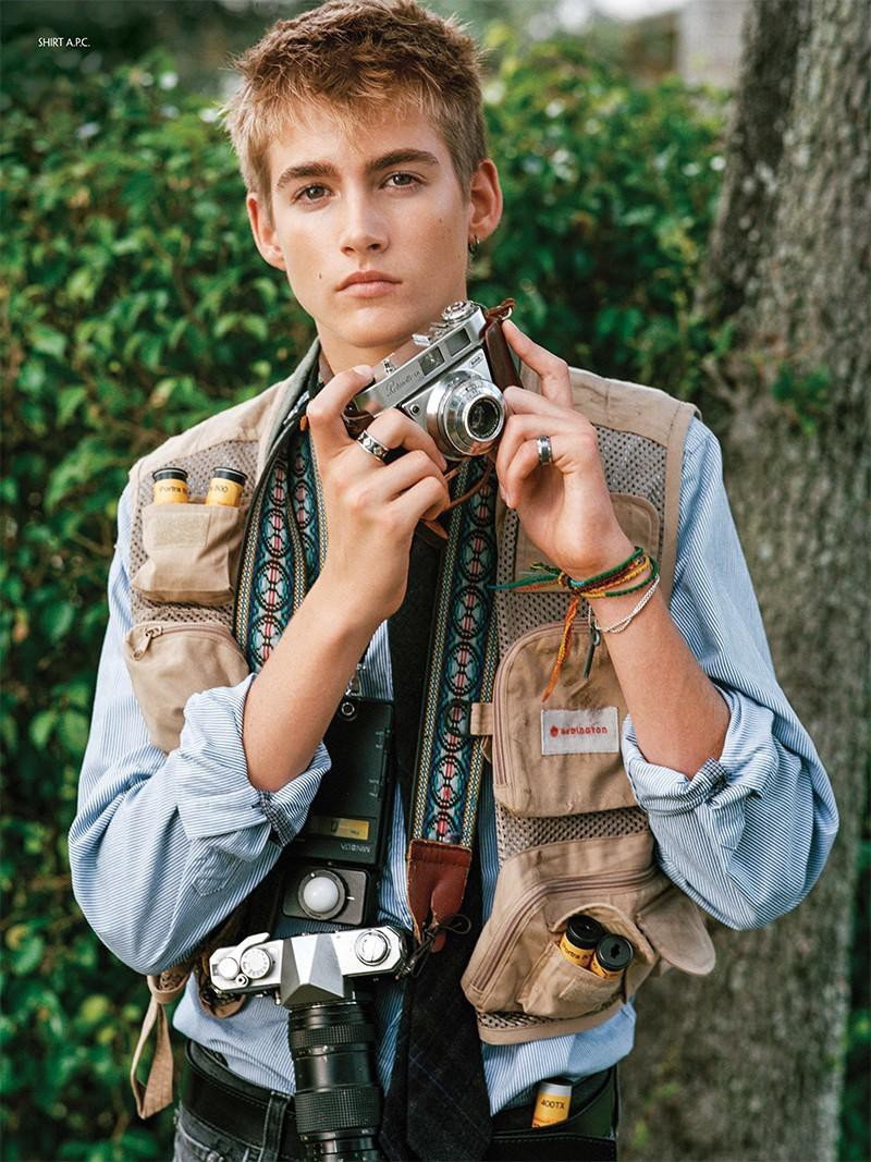 Dàn quý tử nổi tiếng nhà sao Hollywood: Cậu cả Beckham bị dàn trai đẹp cực phẩm đè bẹp, con nhà Will Smith gây choáng - Ảnh 18.