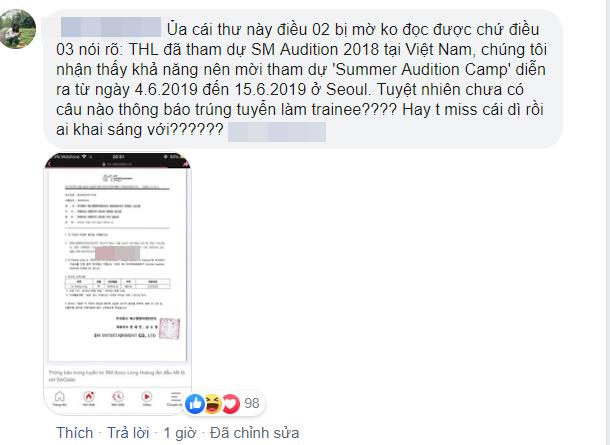 Hóa ra Long Hoàng vẫn chưa chính thức là thực tập sinh của SM Entertainment, thực hư thế nào? - Ảnh 2.