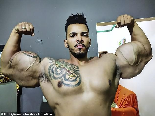 Vận động viên cử tạ được mệnh danh người khổng lồ Hulk của Iran, cân nặng bằng cá voi sát thủ - Ảnh 4.