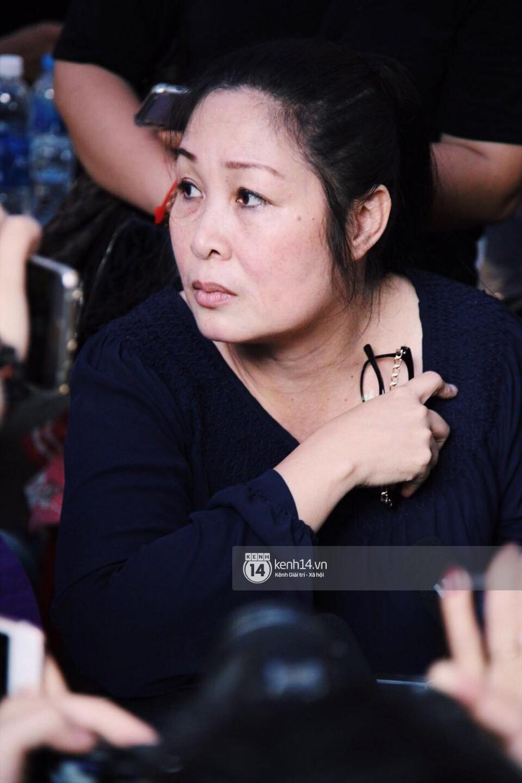 NSND Hồng Vân gửi lời tạ lỗi khi không thể tới tang lễ thắp nhang tiễn biệt nghệ sĩ Lê Bình - Ảnh 1.