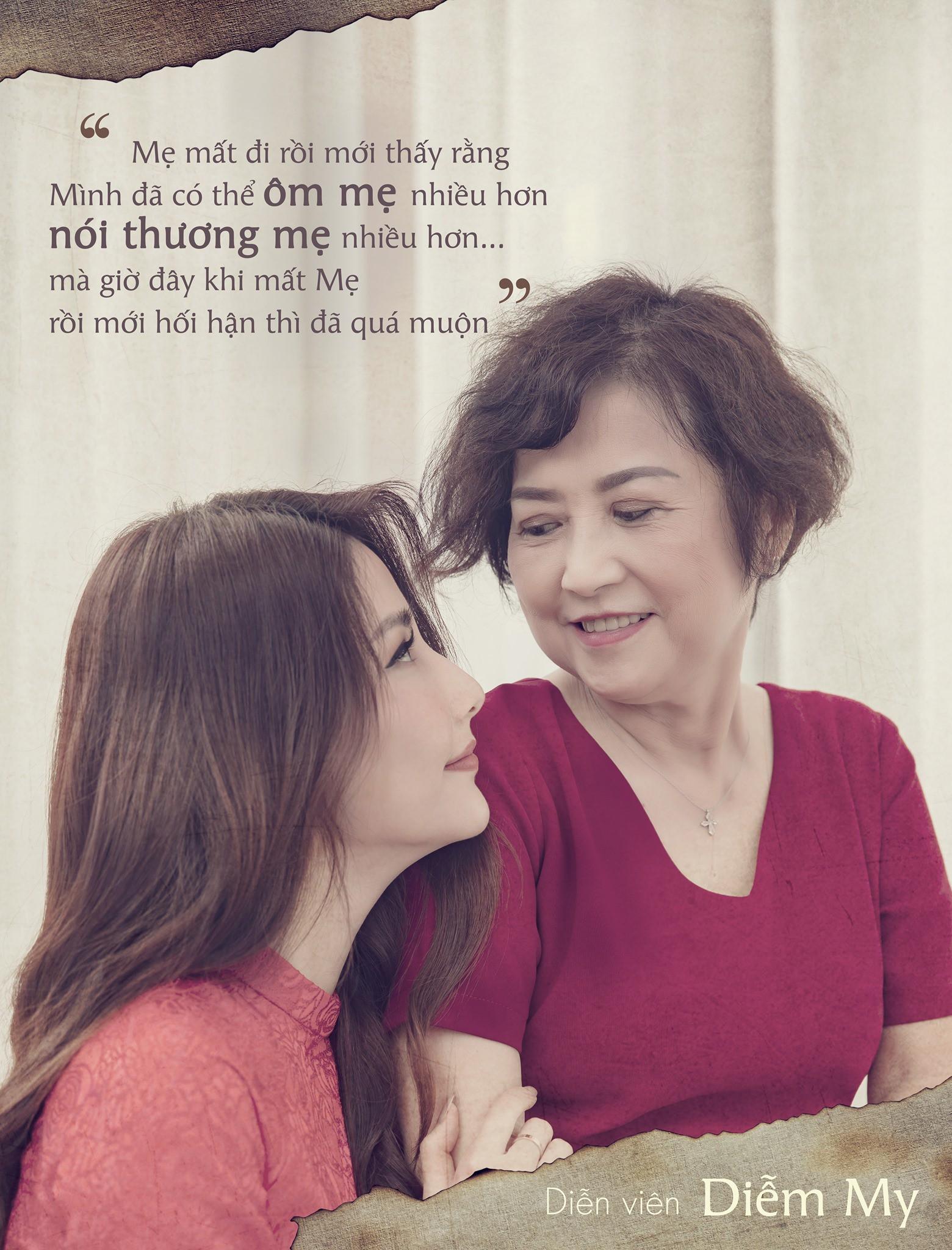 Hơn 10 ngày sau tang lễ, loạt ảnh cùng những tâm sự của Diễm My 9x dành cho mẹ một lần nữa gây xúc động mạnh - Ảnh 4.