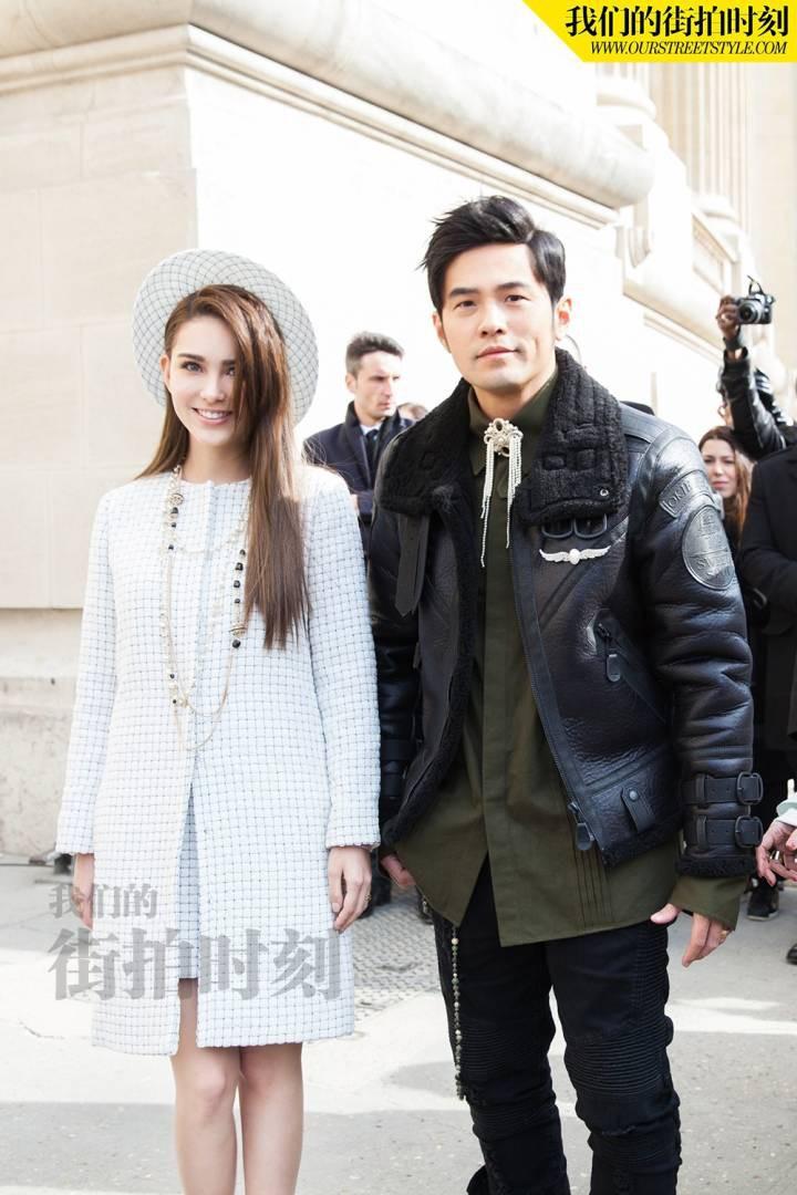 Đến hẹn lại lên, vợ chồng Châu Kiệt Luân - Côn Lăng chặt chém dàn khách mời VIP nhất Paris - Ảnh 19.