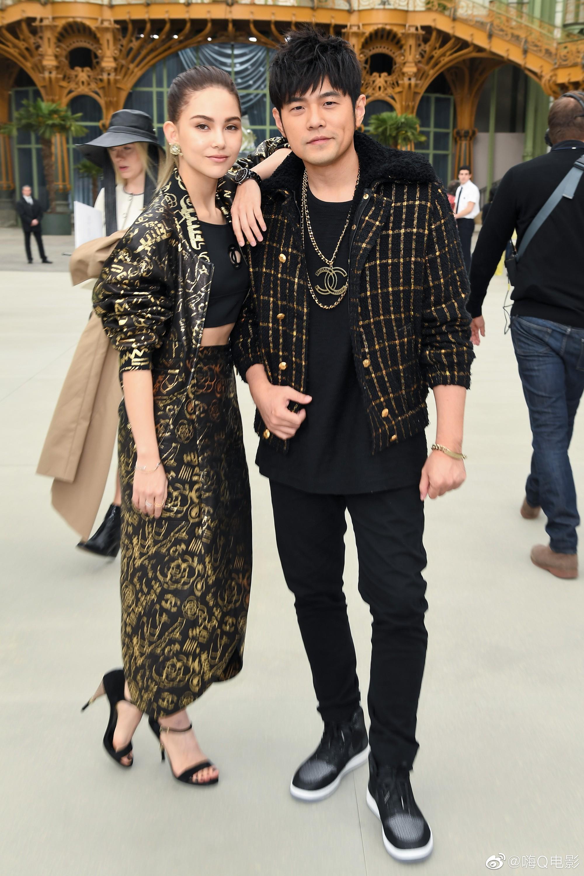 Đến hẹn lại lên, vợ chồng Châu Kiệt Luân - Côn Lăng chặt chém dàn khách mời VIP nhất Paris - Ảnh 8.