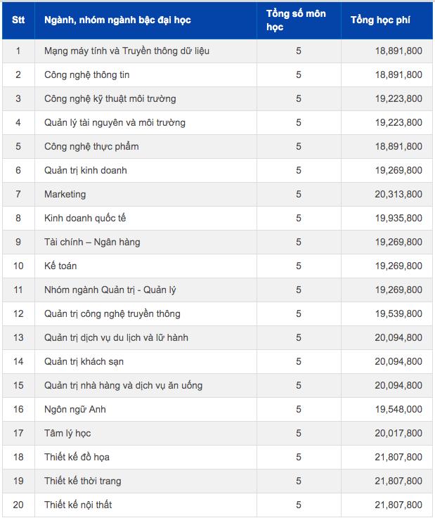 Top những trường ĐH có học phí cao nhất Việt Nam, RMIT chắc chắn đứng đầu nhưng trường thứ 2 mới bất ngờ - Ảnh 11.
