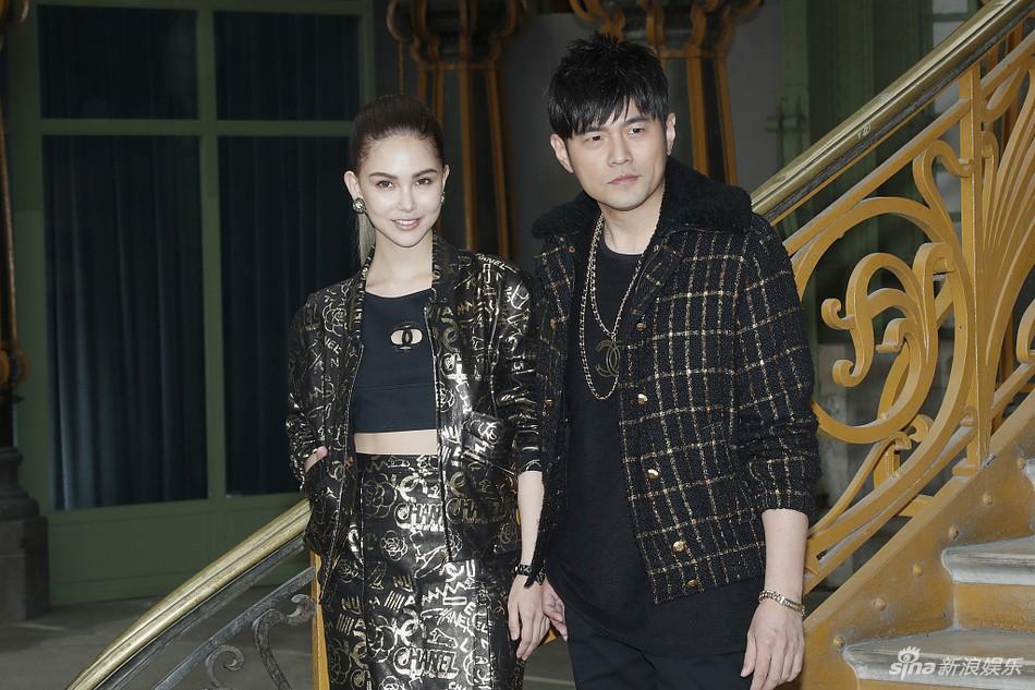 Đến hẹn lại lên, vợ chồng Châu Kiệt Luân - Côn Lăng chặt chém dàn khách mời VIP nhất Paris - Ảnh 3.