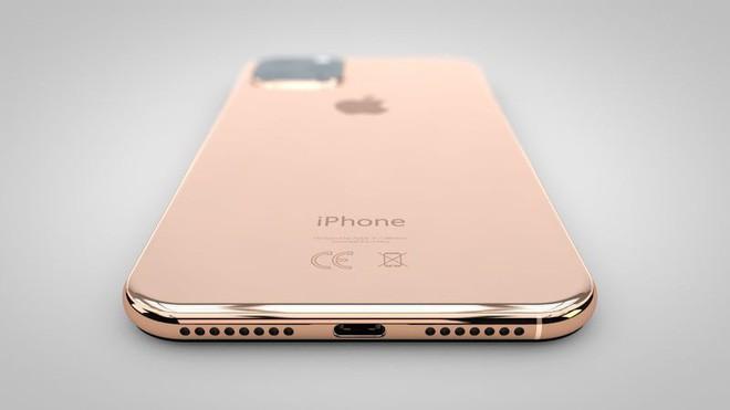 Lộ diện ảnh dựng mới nhất về iPhone 11 Max: Mượt mà không tưởng! - Ảnh 5.