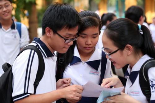 Hà Nội công bố chỉ tiêu tuyển sinh vào lớp 10 - Ảnh 1.