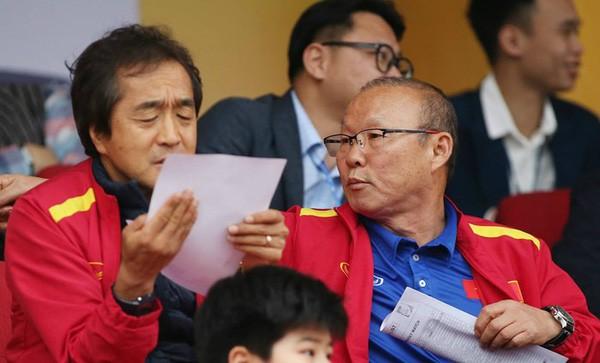 HLV Park Hang-seo đau đầu tìm cách thu hẹp khoảng cách về trình độ giữa các cầu thủ ĐT U22 QG