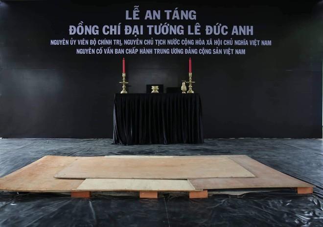 Lễ an táng cố Chủ tịch nước Lê Đức Anh ở TP Hồ Chí Minh - Ảnh 35.