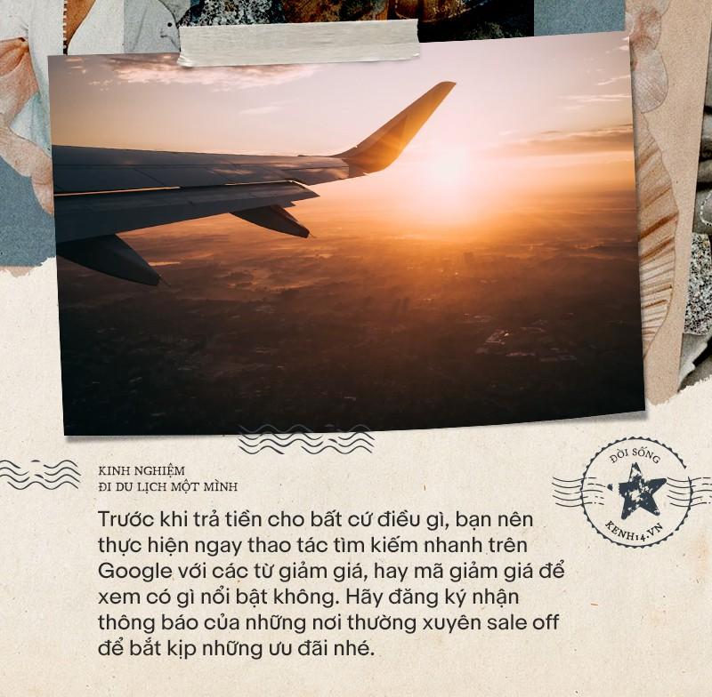 Đi du lịch một mình không hề khó, nhất là khi bạn thuộc nằm lòng trọn bộ tuyệt chiêu đơn thương độc mã này - Ảnh 13.