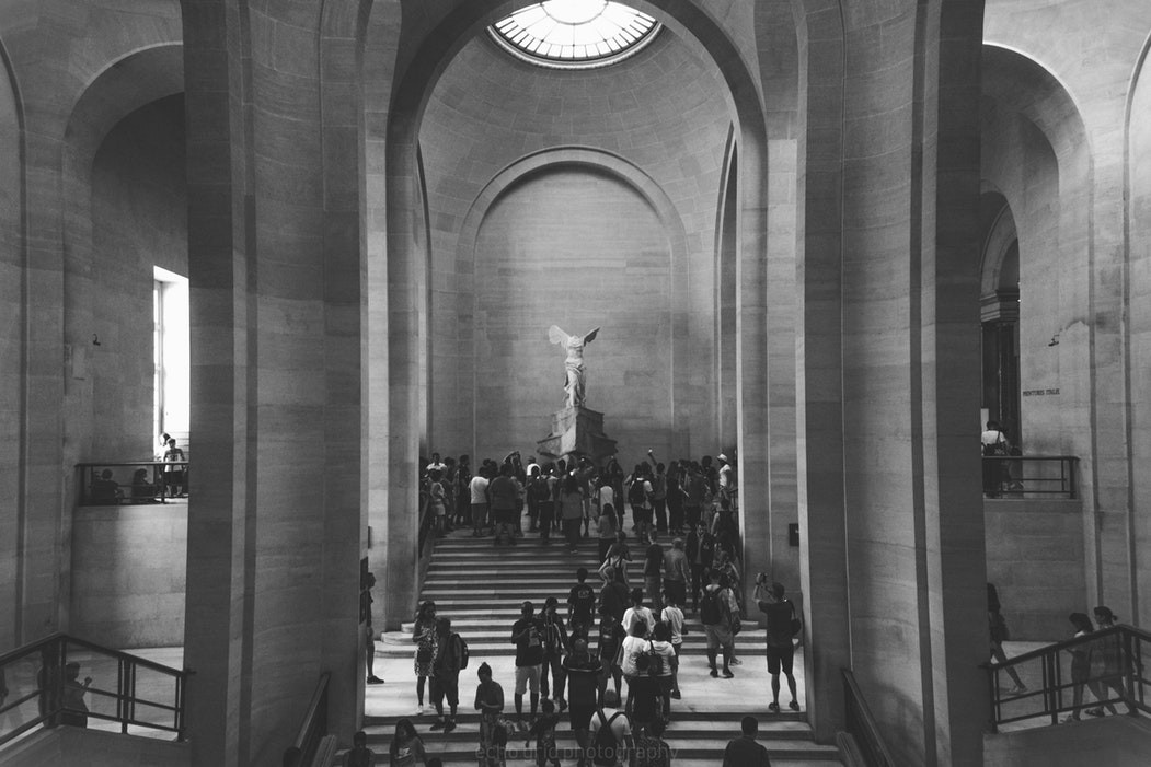 Bảo tàng Louvre (Pháp) buộc phải đóng cửa vì quá đông du khách kéo tới xem kiệt tác tranh nàng Mona Lisa - Ảnh 7.