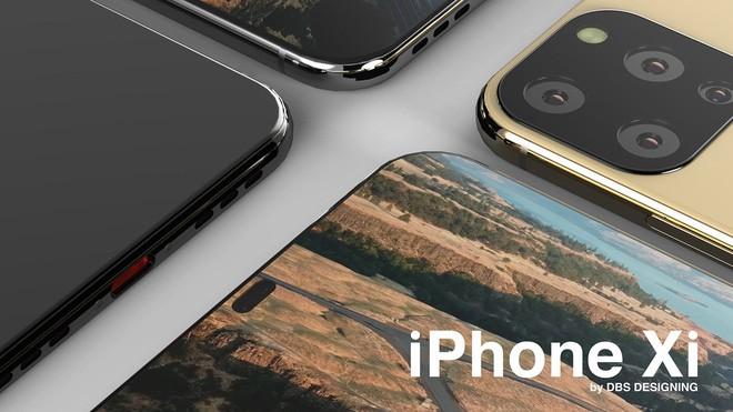 Nóng hết cả người với concept iPhone XI trong mơ vừa trình làng: Nuột không dám rời mắt! - Ảnh 1.