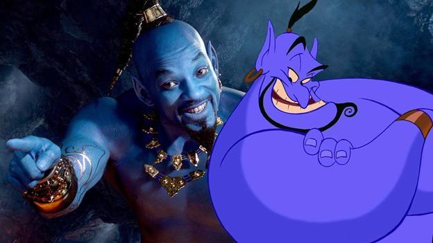 10 chi tiết của Aladdin 2019 đã thay đổi mà bạn nhận không ra: Có thứ khiến cả rạp ồ lên vì quá sốc! - Ảnh 1.