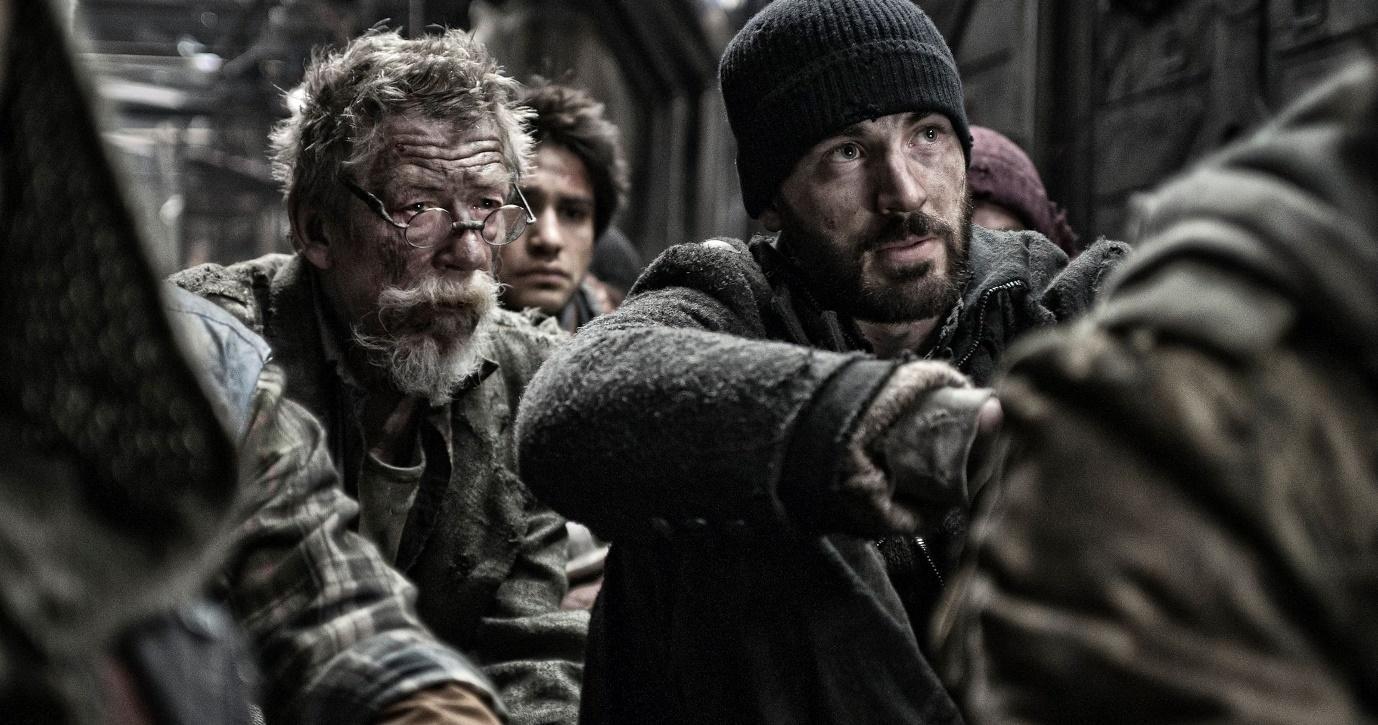 """Đẳng cấp đạo diễn Bong Joon Ho: Đưa Song Kang Ho một bước thành sao, biến """"Đội trưởng Mỹ"""" Chris Evans thành kẻ nổi loạn - Ảnh 16."""