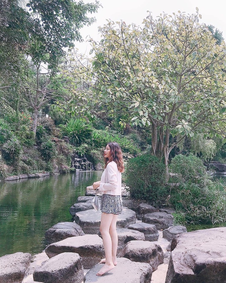 Hot hòn họt công viên Suối Mơ ngay sát Sài Gòn: Lên hình có vẻ ảo đấy nhưng ngoài đời có phải hơi sến không? - Ảnh 5.