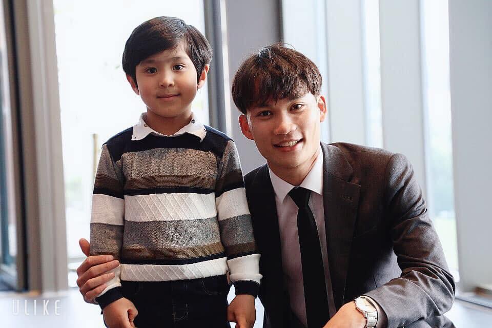 Nam chính người Việt đầu tiên trên màn ảnh Hàn: Du học sinh điển trai với thành tích học tập cực xuất sắc - Ảnh 2.