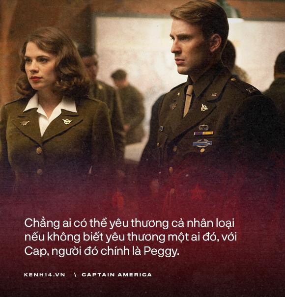 Dù là Captain America hay chỉ là một Steve Rogers, anh đã sống như một người đàn ông chân chính! - Ảnh 17.