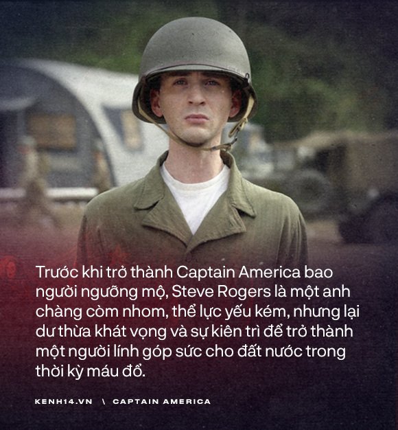 Dù là Captain America hay chỉ là một Steve Rogers, anh đã sống như một người đàn ông chân chính! - Ảnh 2.