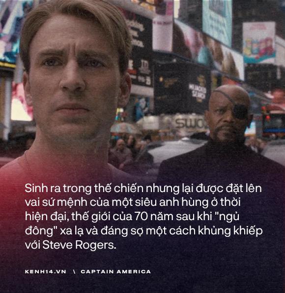 Dù là Captain America hay chỉ là một Steve Rogers, anh đã sống như một người đàn ông chân chính! - Ảnh 6.