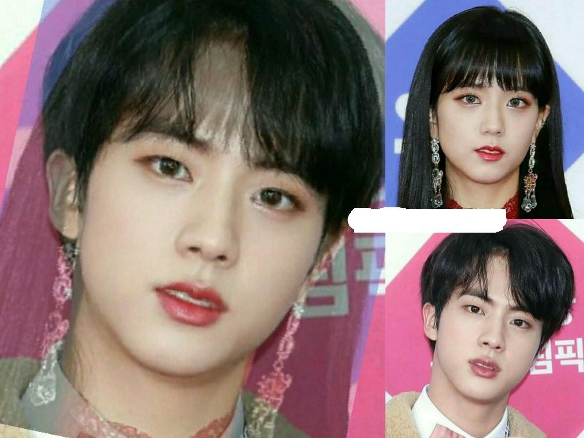 5 điểm trùng hợp khó tin của idol cực phẩm Jisoo (BLACKPINK) và Jin (BTS): Trông như sinh đôi, gia thế tựa họ hàng - Ảnh 8.