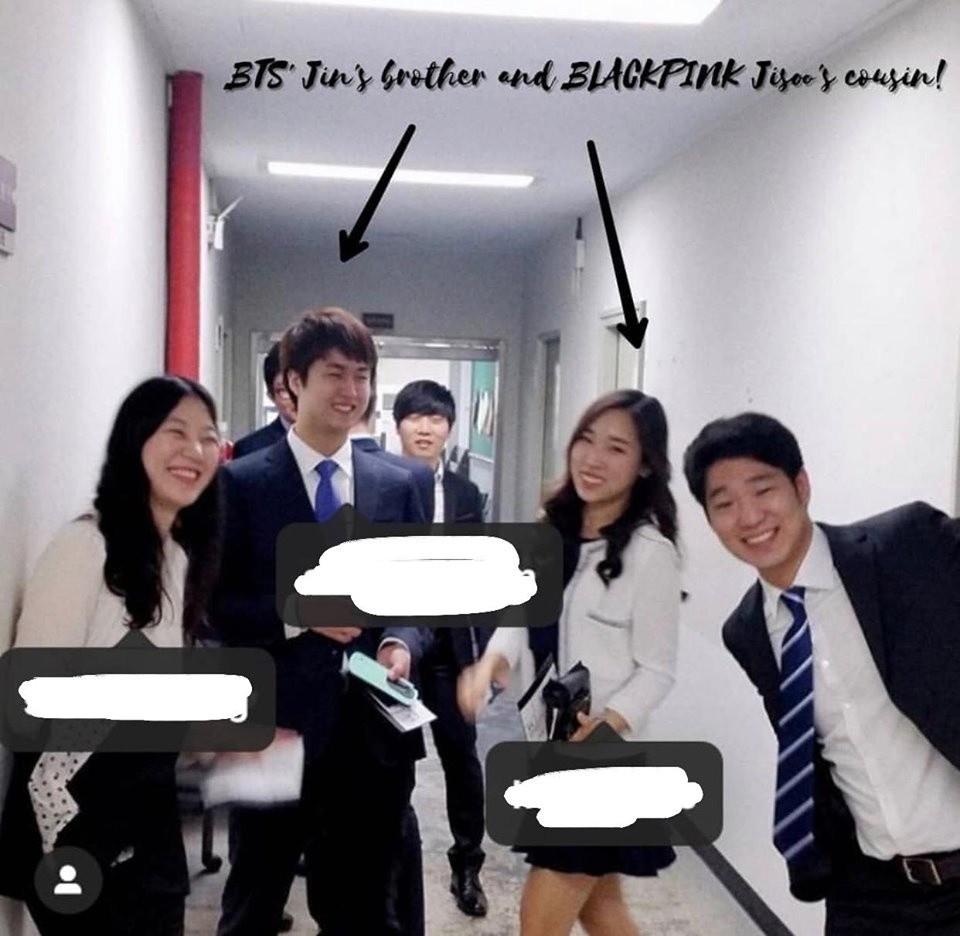 5 điểm trùng hợp khó tin của idol cực phẩm Jisoo (BLACKPINK) và Jin (BTS): Trông như sinh đôi, gia thế tựa họ hàng - Ảnh 17.