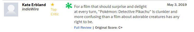 Review đầu tiên DETECTIVE PIKACHU: Hài vô đối, đen tối quá đà nhưng fan Pokemon đảm bảo vẫn mê mẩn! - Ảnh 8.