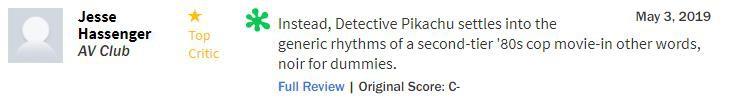 Review đầu tiên DETECTIVE PIKACHU: Hài vô đối, đen tối quá đà nhưng fan Pokemon đảm bảo vẫn mê mẩn! - Ảnh 9.