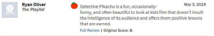 Review đầu tiên DETECTIVE PIKACHU: Hài vô đối, đen tối quá đà nhưng fan Pokemon đảm bảo vẫn mê mẩn! - Ảnh 7.