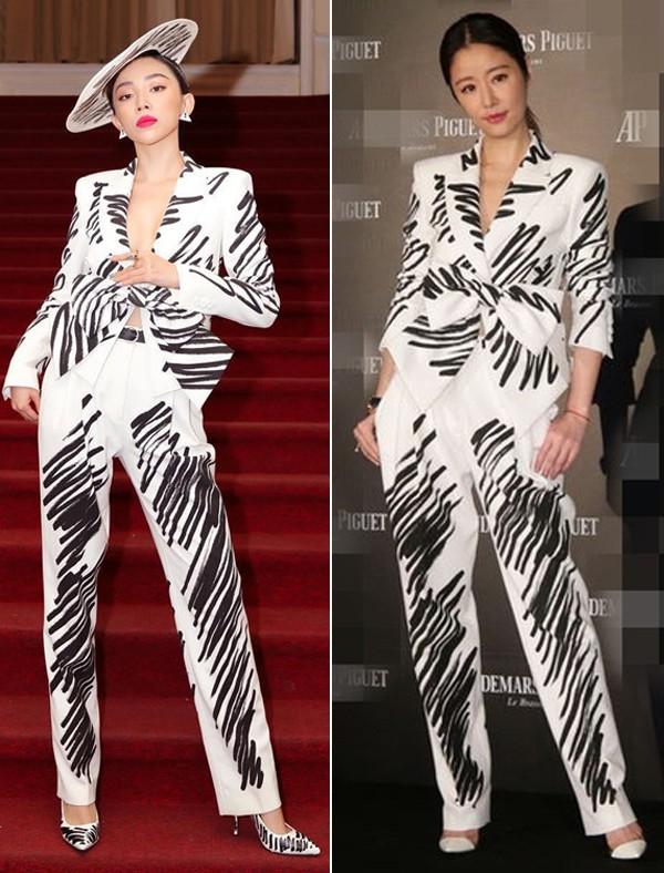 Chỉ với một bộ suit, Tóc Tiên át từ Lâm Tâm Như cho đến Hoa hậu Hàn Quốc đẹp nhất thế giới - Ảnh 7.