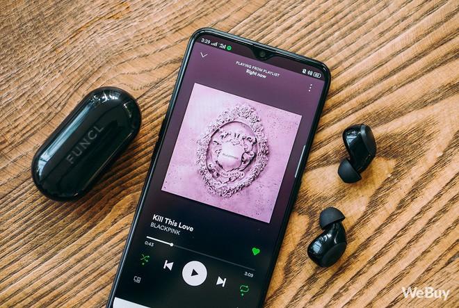 Dân mạng kháo nhau mua tai nghe không dây Funcl W1: Đỉnh cao True Wireless giá chưa tới 600 nghìn? - Ảnh 1.