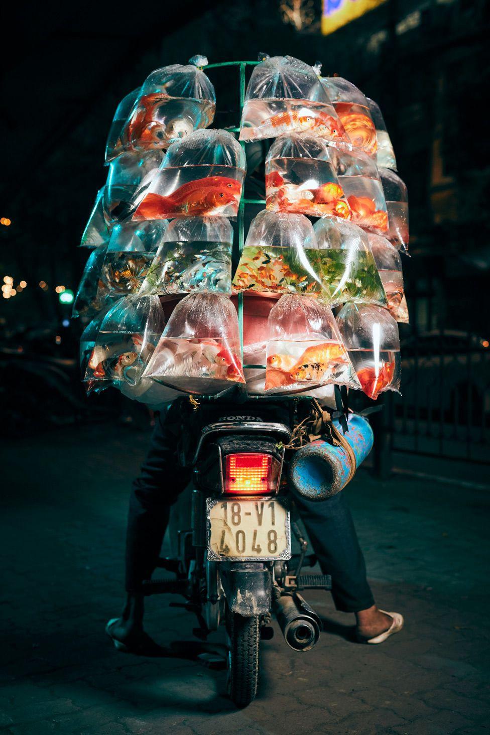 Lặng người trước một Hà Nội chân thực trên yên xe máy dưới góc nhìn nghệ thuật của nhiếp ảnh gia người Anh - Ảnh 7.
