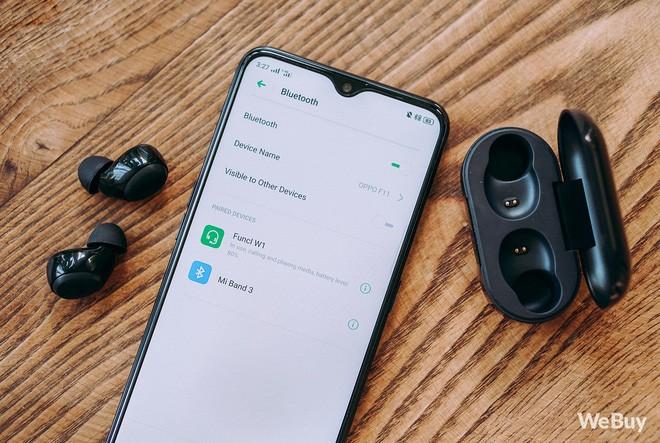 Dân mạng kháo nhau mua tai nghe không dây Funcl W1: Đỉnh cao True Wireless giá chưa tới 600 nghìn? - Ảnh 11.