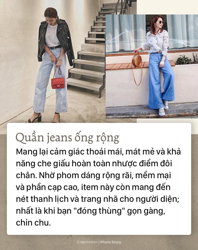 Nếu bạn muốn hướng đến phong cách thanh lịch, sang trọng thì không thể bỏ qua những mẫu quần jeans đình đám này - Ảnh 3.