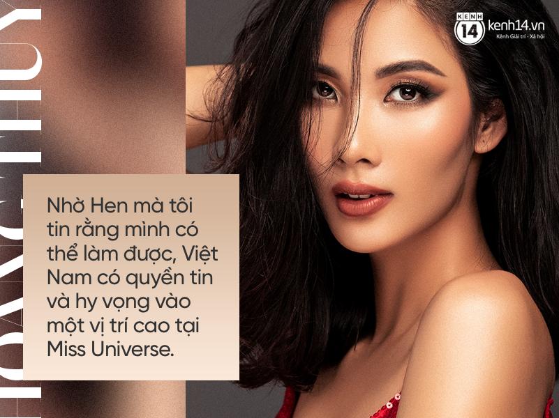 Phỏng vấn Hoàng Thùy sau tin vui đại diện Việt Nam tham dự Miss Universe 2019: Tôi không áp lực với vị trí của HHen Niê - Ảnh 5.