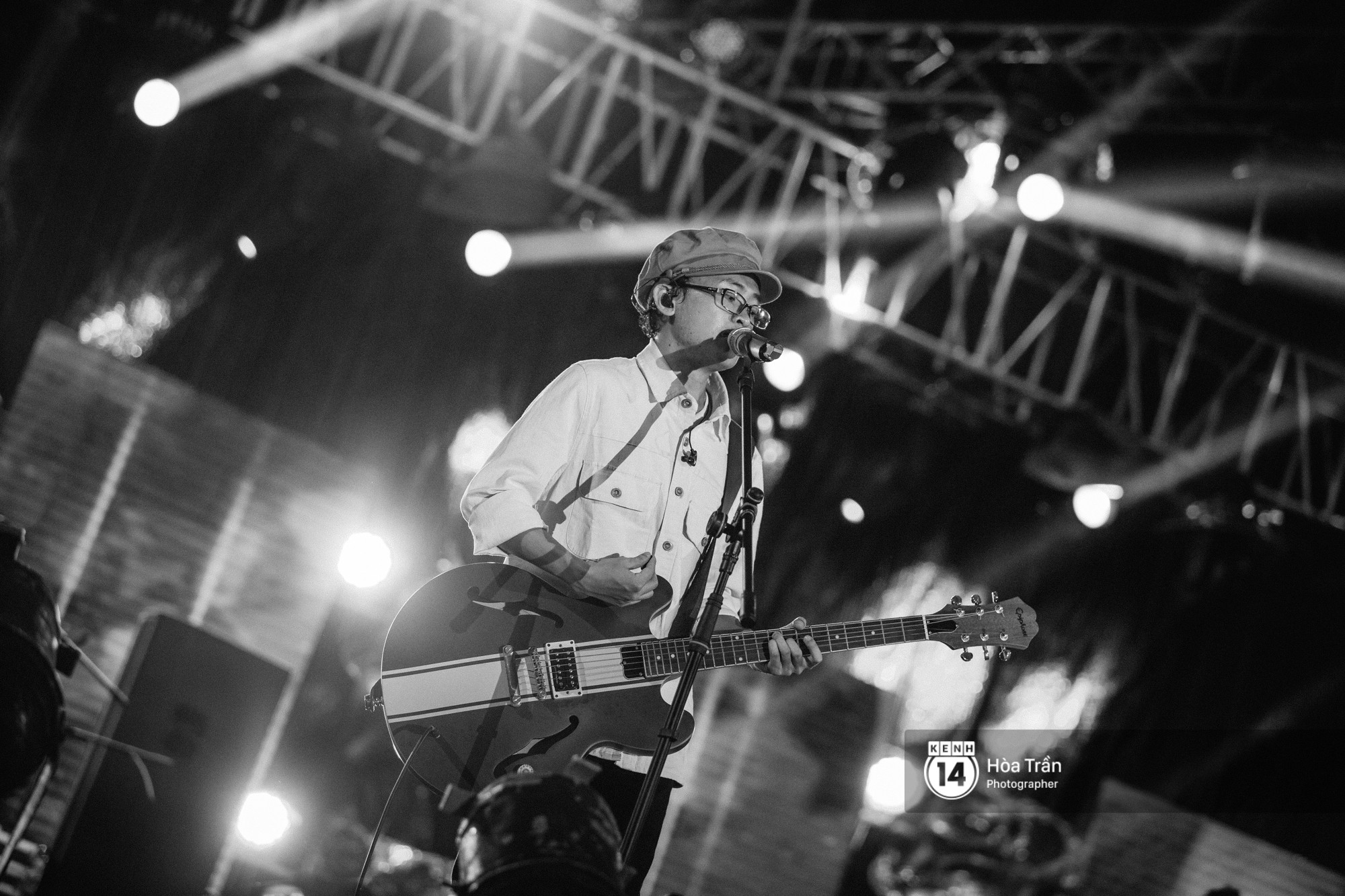 Đen Vâu, Vũ, Ngọt Band cũng loạt nghệ sỹ Indie đình đám khiến Sài Gòn tăng nhiệt tại Thơm Music Festival - Ảnh 4.