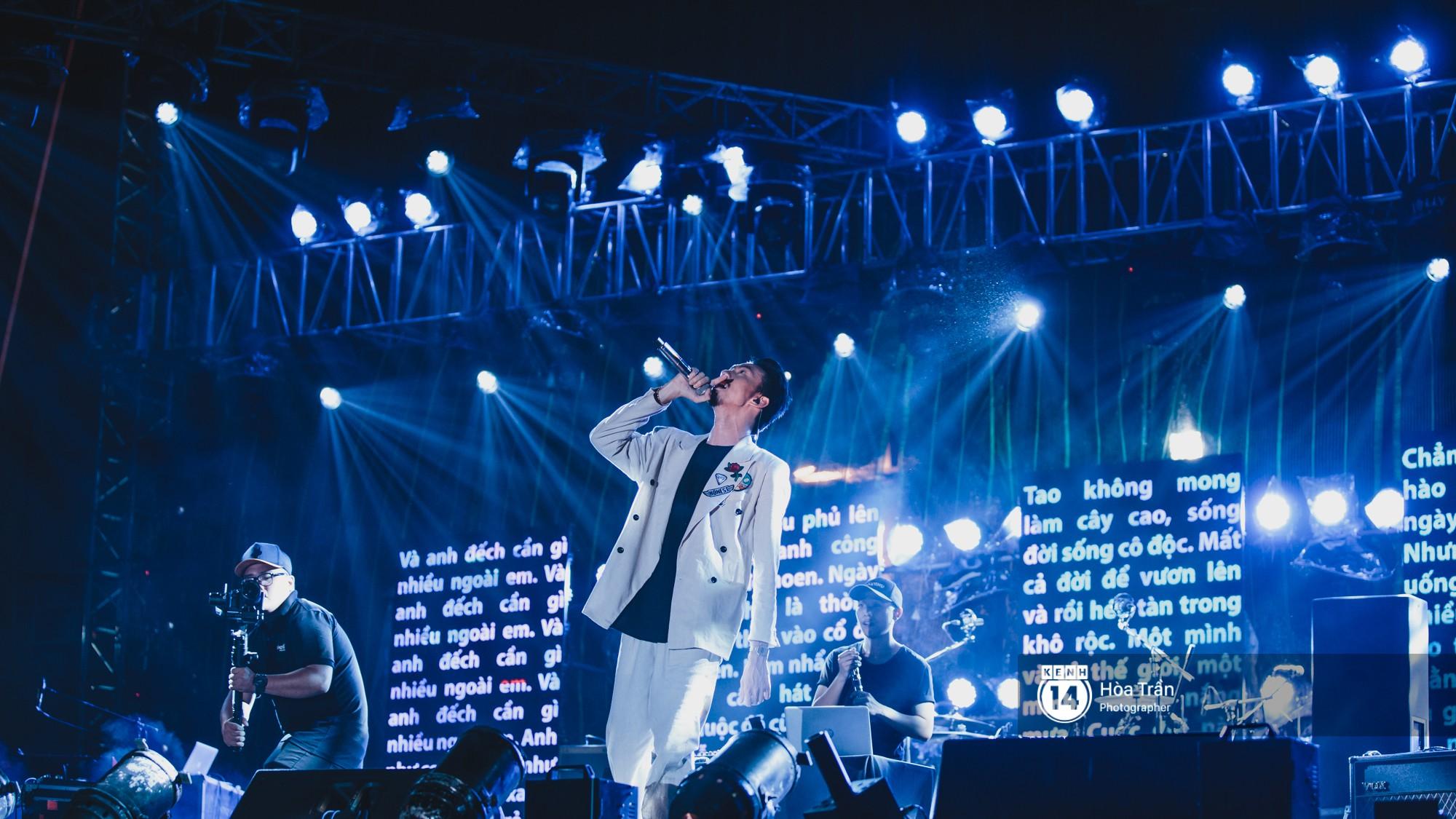 Đen Vâu, Vũ, Ngọt Band cũng loạt nghệ sỹ Indie đình đám khiến Sài Gòn tăng nhiệt tại Thơm Music Festival - Ảnh 7.