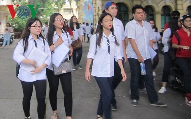 10 lưu ý với thí sinh chuẩn bị bước vào kỳ thi THPT Quốc gia năm 2019 - Ảnh 1.