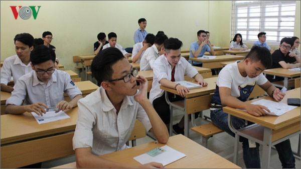 10 lưu ý với thí sinh chuẩn bị bước vào kỳ thi THPT Quốc gia năm 2019 - Ảnh 2.