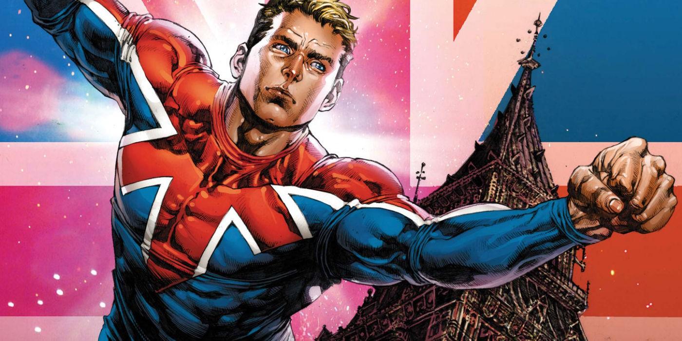 Đội trưởng Mỹ vừa nghỉ hưu, Đội trưởng Anh đã được giới thiệu ngay trong ENDGAME mà không ai biết! - Ảnh 5.