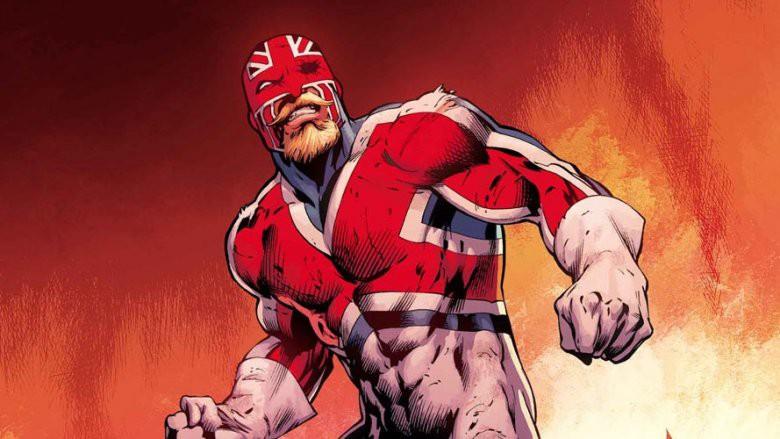 Đội trưởng Mỹ vừa nghỉ hưu, Đội trưởng Anh đã được giới thiệu ngay trong ENDGAME mà không ai biết! - Ảnh 1.
