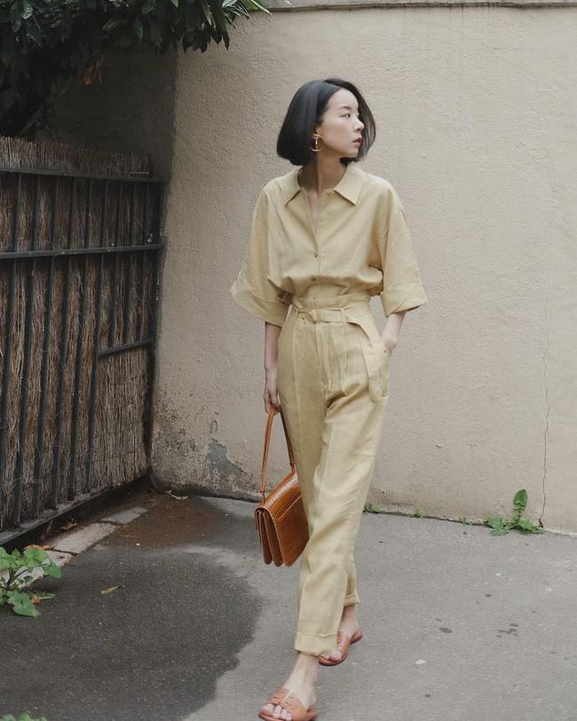 Chỉ cần thay đổi với 10 công thức sau, bạn chắc chắn sẽ mặc đẹp từ công sở ra phố suốt mùa hè - Ảnh 9.