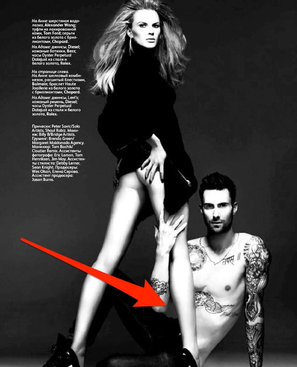 Top 10 ảnh Photoshop fail toàn tập của sao: Có người teo nửa bụng, nóng nhất vẫn là hội chị em Kardashian - Ảnh 3.