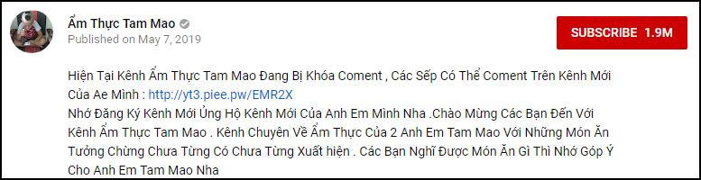 Anh em Tam Mao từng nghi giết chim quý vừa bị YouTube tắt kiếm tiền, dân mạng nói chỉ là trò câu view - Ảnh 3.