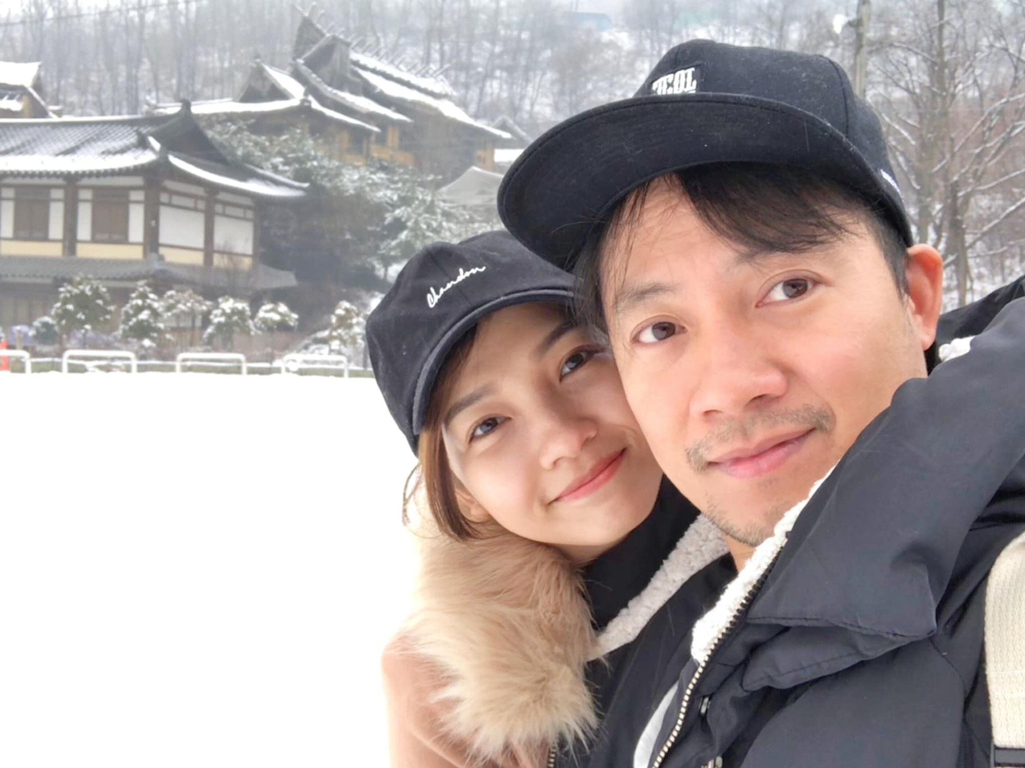 Bà xã Tiến Đạt xác nhận đang mang thai con đầu lòng sau 5 tháng kết hôn - Ảnh 2.