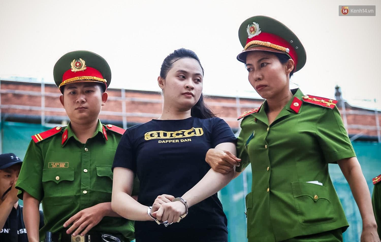 Hot girl Ngọc Miu bất ngờ phản cung, phủ nhận lời khai trước đó tại cơ quan điều tra - Ảnh 2.