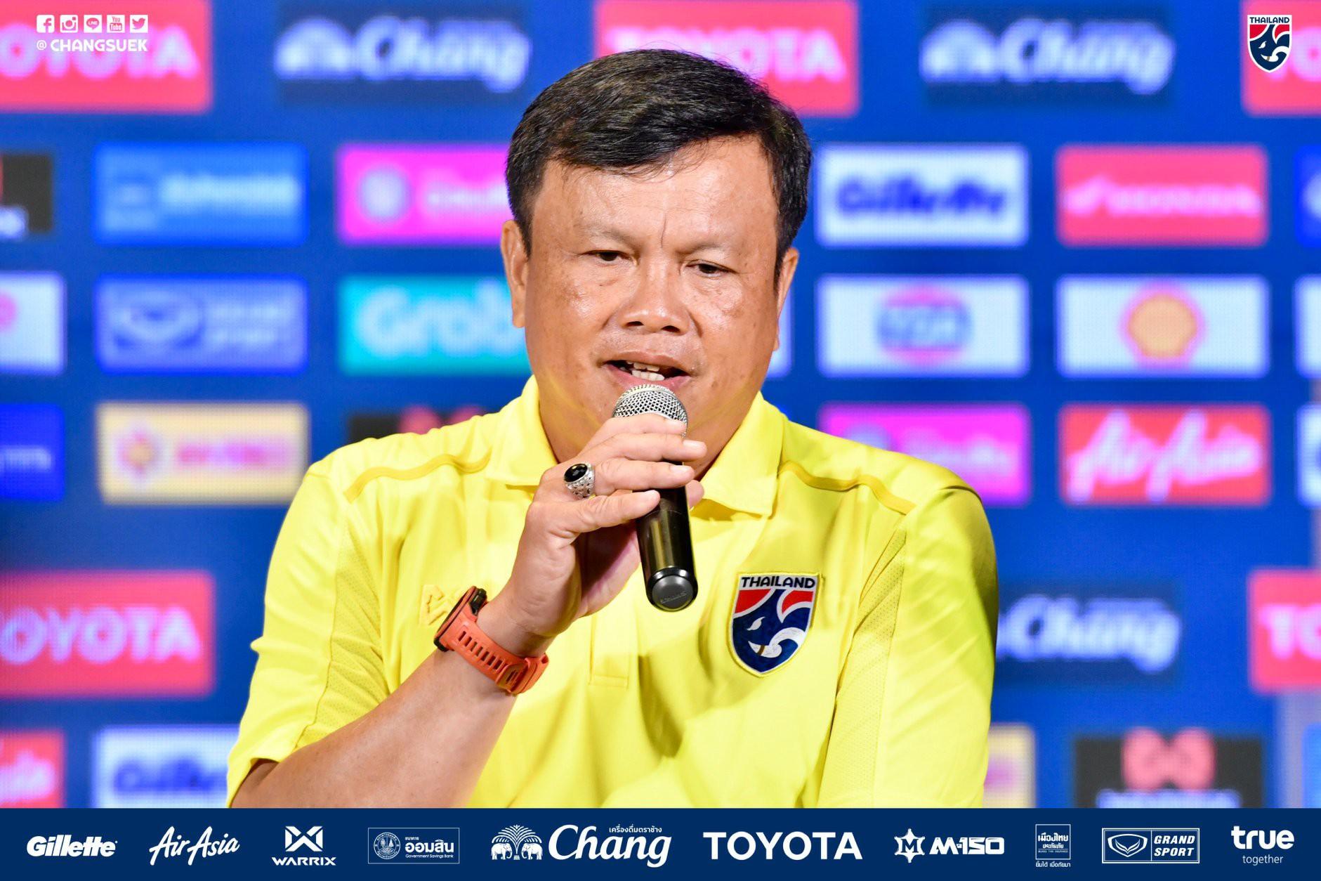 HLV Thái Lan muốn đánh bại tuyển Việt Nam để chứng minh ai là số 1 Đông Nam Á - Ảnh 1.