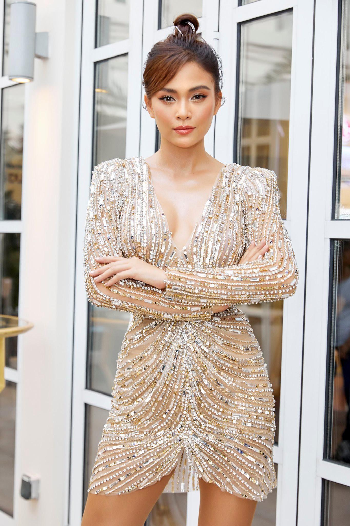 Mâu Thủy lần đầu nói về lý do yêu bạn trai 6 năm chưa kết hôn và chuyện Hoàng Thùy đại diện Việt Nam tham dự Miss Universe 2019 - Ảnh 2.
