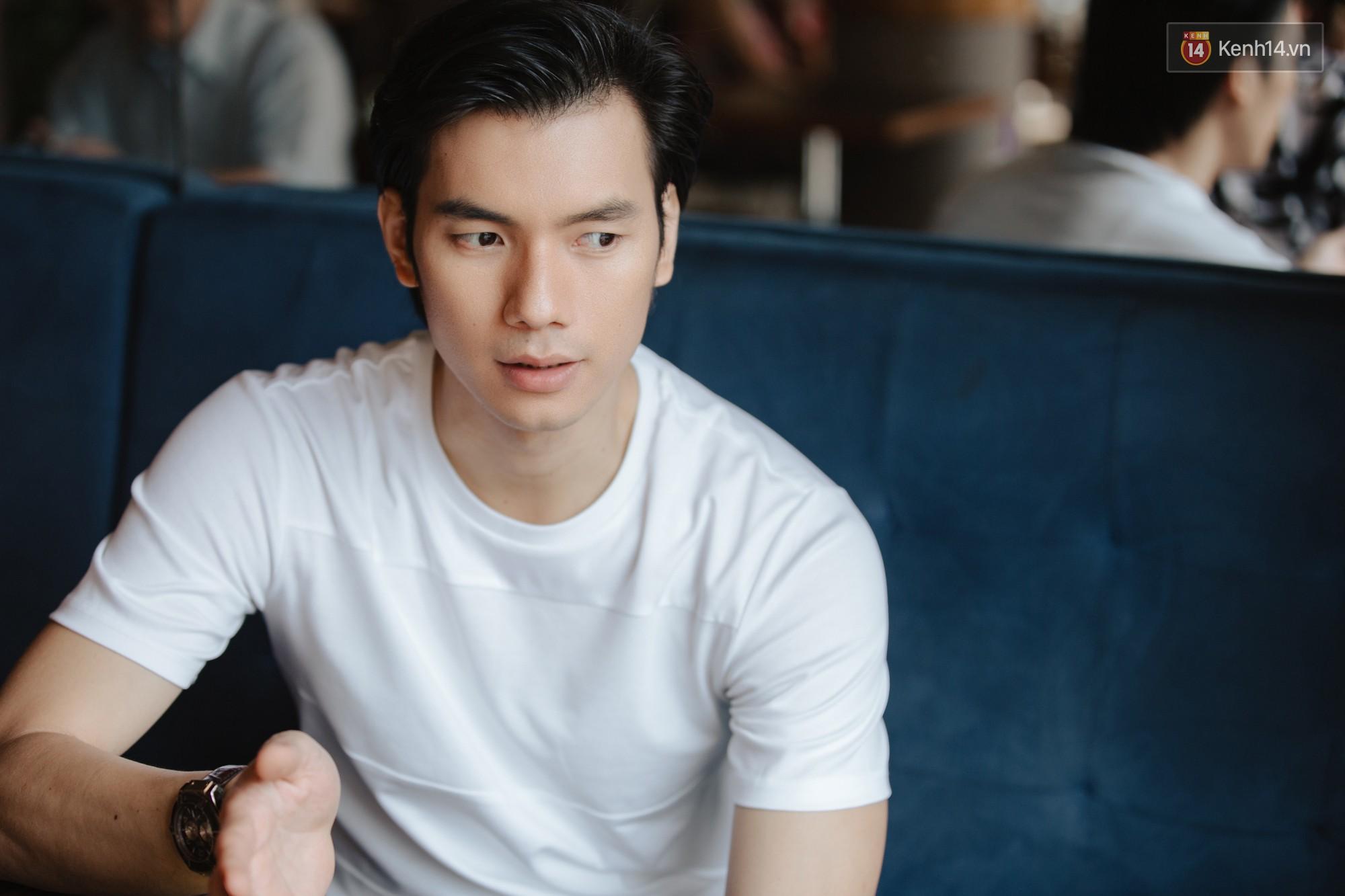 Nhan Phúc Vinh ám ảnh biến cố 10 năm với đạo diễn Nguyễn Quang Dũng: Tôi khóc như mưa ngay giữa quán nhậu - Ảnh 8.